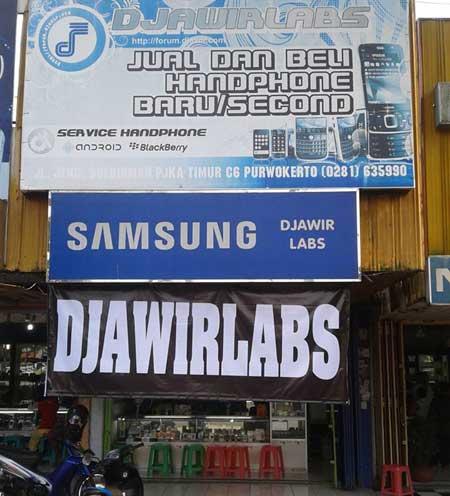 DjawirLabs Phone Repair