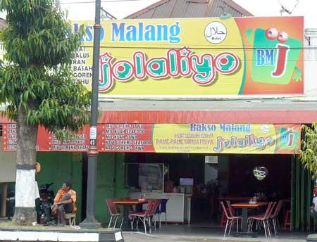 Bakso Malang Jolaliyo Purwokerto