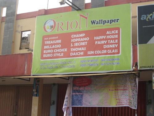 ORION WALLPAPER