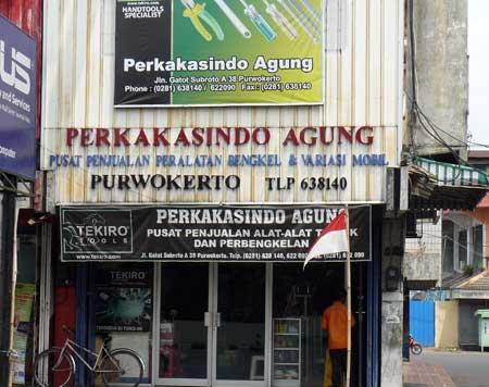 Perkakasindo Agung Purwokerto