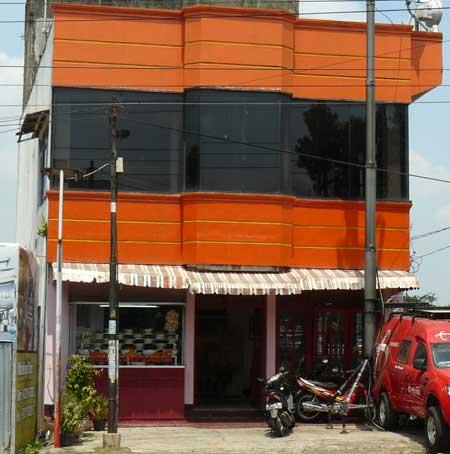 Rumah Makan Padang Sabananyo Purwokerto