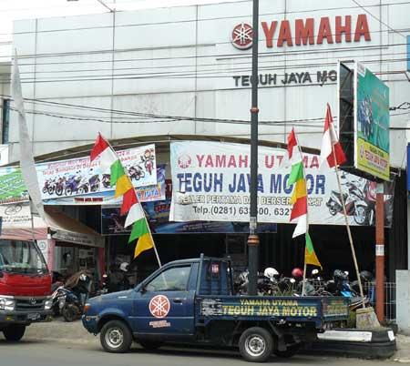 Yamaha Utama Teguh Jaya Motor