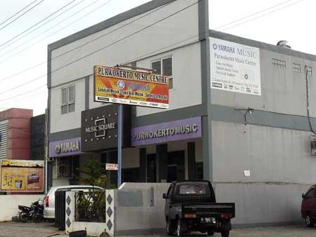 Purwokerto Music Center