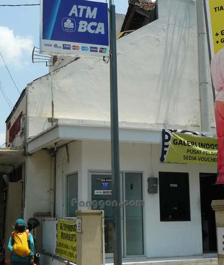 ATM BCA Gallery Indosat Purwokerto