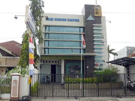 Bank Gunung Simping Artha Purwokerto
