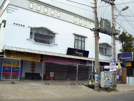 Bank Jateng KCP Pasar Wage Purwokerto