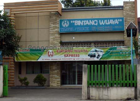 Travel Bintang Wijaya Express Purwokerto