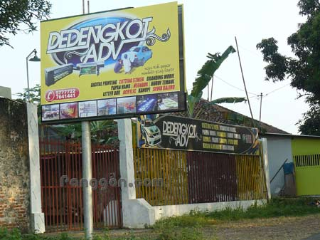 Dedengkot Advertising Purwokerto