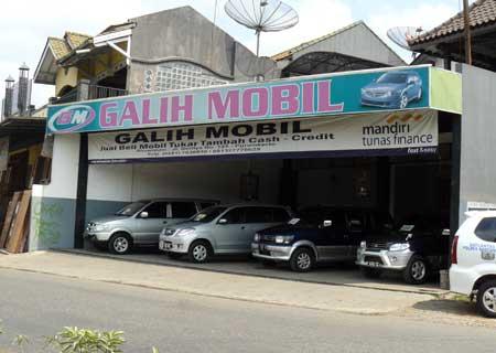Galih Mobil Purwokerto