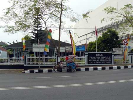Kantor Kelurahan Sokanegara Purwokerto Timur