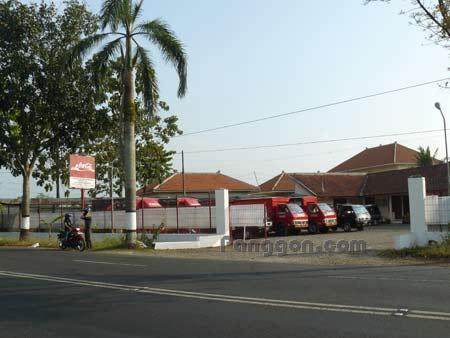 PT. Coca Cola Purwokerto