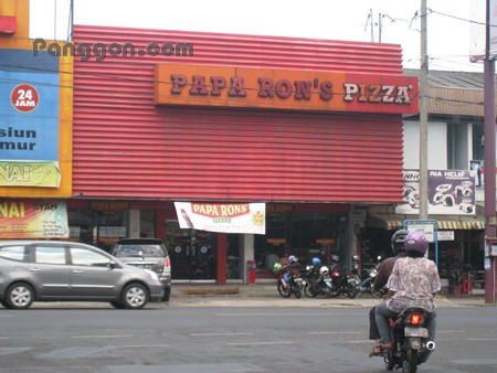 Paparonz Pizza
