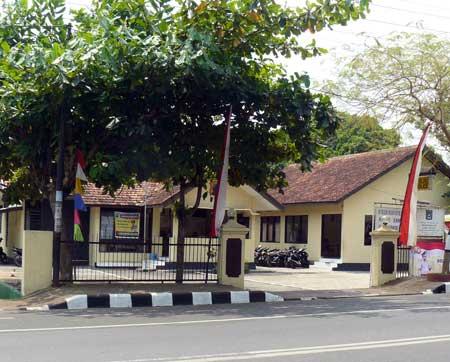 Kantor Polsek Purwokerto Utara