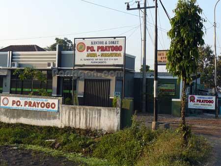 Kantor Perwakilan PO. Prayogo Purwokerto