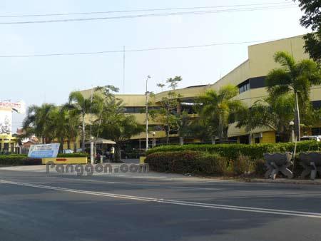Alamat - Telepon - Rumah Sakit: Balai Pengobatan Paru-Paru