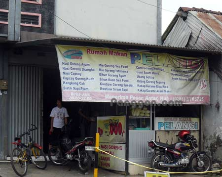 Rumah Makan Pelangi Purwokerto