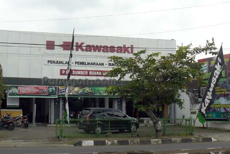 Dealer Resmi Kawasaki Purwokerto