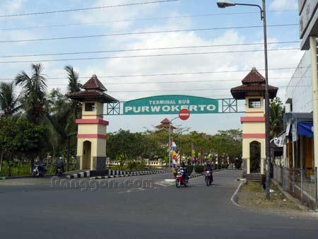 Terminal Bus Purwokerto