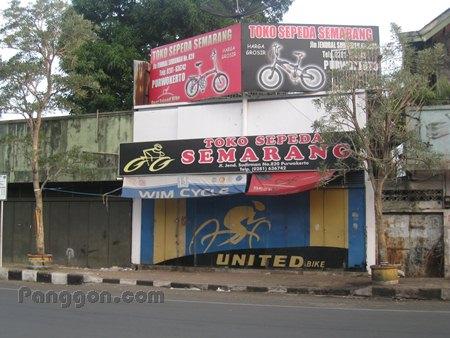 Alamat Telepon Toko Sepeda Toko Semarang Purwokerto
