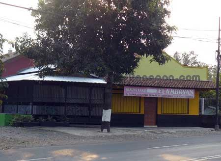 Warung Rames Flamboyan Sokaraja