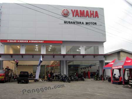Yamaha Nusantara Motor Purwokerto