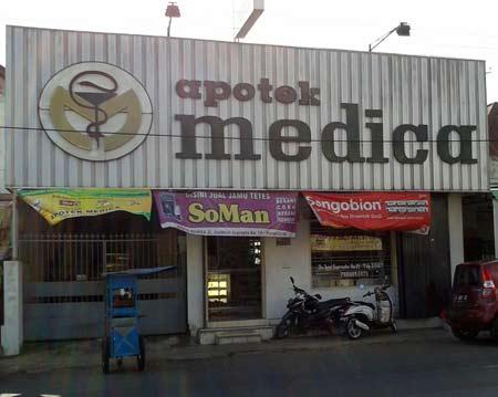 Apotek Medica Purwokerto