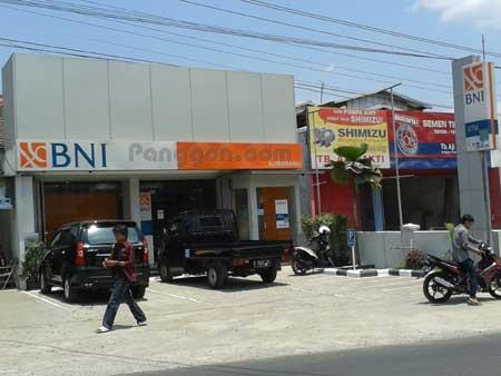 Bank BNI Cabang Ajibarang