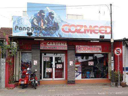 Cartenz Adventure Store Purwokerto
