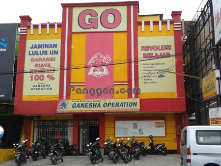 Ganesha Operation Purwokerto