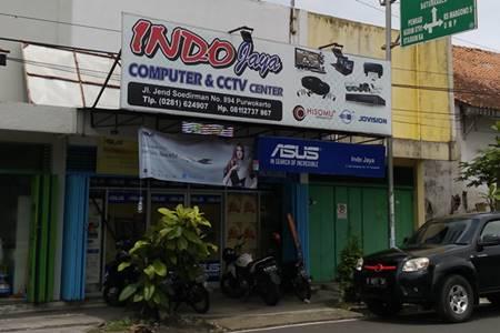 Indo Jaya Komputer CCTV Purwokerto