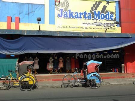 Toko Baju Jakarta Mode Purwokerto