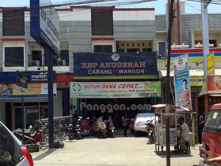 KSP Anugerah Cabang Wangon