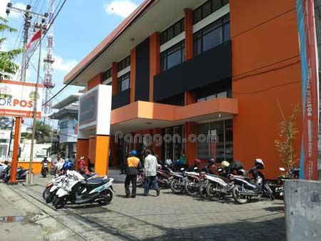 Alamat Telepon Ekspedisi Kantor Pos Purwokerto Jawa Tengah Panggon