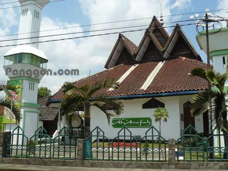 Masjid Al-'Arafah Kober Purwokerto