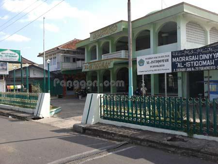 Masjid Wakaf Al-Istiqomah Purwokerto