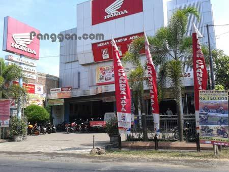 Honda Mekar Chandra Jaya Majenang