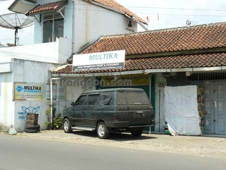 Multika Logistics Purwokerto