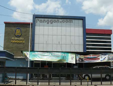 Kantor Pusat PD. BPR BKK Purwokerto