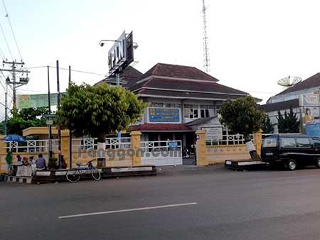 Kantor PLN Distribusi Jateng DIY Cabang Purwokerto