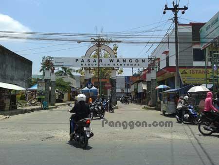 Pasar Wangon Banyumas