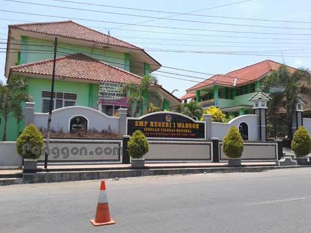 SMP Negeri 1 Wangon