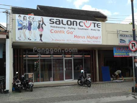 Salon Cute Purwokerto