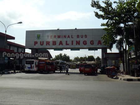 Terminal Bus Purbalingga