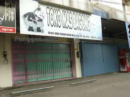Toko Mas Bagong Purwokerto