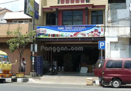 Toko Bahan Roti dan Kue Sari Utama Purwokerto
