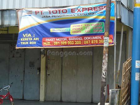 PT. Toto Express Purwokerto