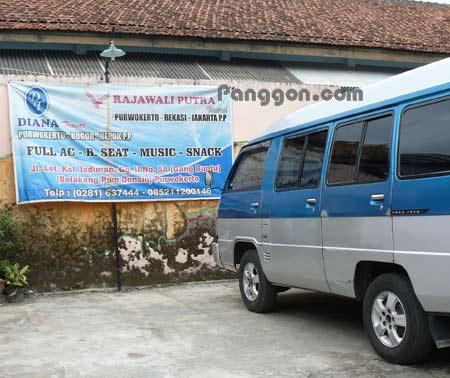 Travel Diana & Rajawali Putra Purwokerto