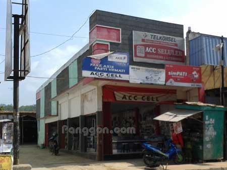Pusat Penjualan Kartu Perdana Bandung