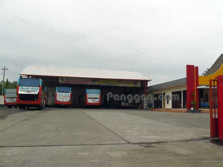 Agen Bus Rosalia Indah Purwokerto