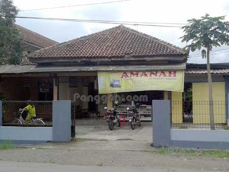 Amanah Foto Copy Karangklesem Purwokerto